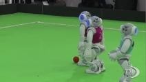 Robocup, a Teheran il torneo di calcio fra robot