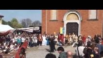 festa della primavera a Marne del 6 4 2014 7° parte