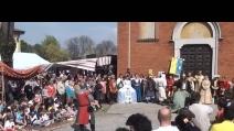 festa della primavera a Marne del 6 4 2014 3° parte