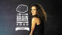 """Brain Food #11 - Serena Rossi: """"Non solo Un Posto al Sole, ad aprile esce il mio film"""""""