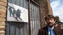 """Il ministro Franceschini a Pompei: """"Sì agli investimenti privati"""""""