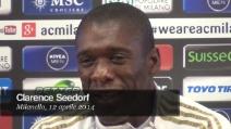 """Clarence Seedorf: """"Ancelotti, Guardiola e Mourinho, tre grandi allenatori!"""""""