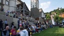 Canonizzazione, folla commossa a Sotto il Monte: Papa Roncalli festeggiato nel suo paese natale