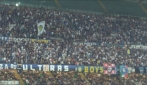 Durante Inter-Napoli, i cori della Nord contro i napoletani