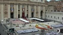 La Chiesa riparte dalla canonizzazione dei due Papi
