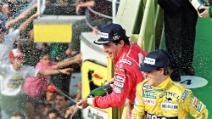 """Andrea De Adamich: """"Le vittorie di Senna tra show, eroismo e leggenda"""""""
