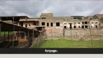 Pompei, scoperta nuova area archeologica