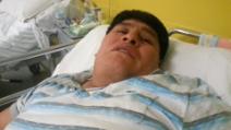 Il racconto di Juan, il peruviano che ha perso la mano negli scontri del 12 aprile