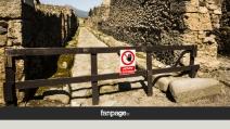 Pompei, ecco come è facile entrare negli Scavi e trafugare reperti