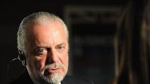 """De Laurentiis: """"Lavezzi è un vecchiarello, non torna"""""""