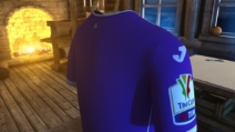 Fiorentina, maglia speciale per la finale di Coppa Italia con il Napoli