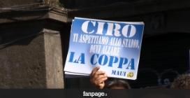 """Manifestazione per Ciro Esposito """"Nessuna vendetta vogliamo giustizia"""""""