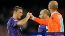 Coppa Italia, Fiorentina e Napoli in udienza dal Papa