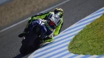 MotoGP 2014, Valentino Rossi in azione a Jerez