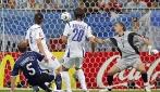 Lo straordinario gol dell'Argentina al mondiale: 25 passaggi e arriva la rete