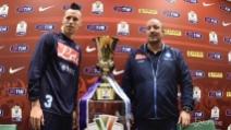 Coppa Italia, finale: Fiorentina-Napoli, sfida all'Olimpico di Roma