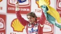 A 20 anni dalla morte di Ayrton Senna: il tributo di migliaia di tifosi sul circuito di Imola