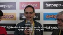 Comicon 2014, intervista a Luis Royo e Juan Canales