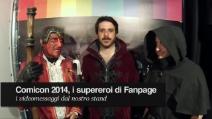 Comicon 2014, i superpoteri di Artiglio