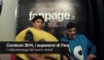 Comicon 2014, i superpoteri di Pacman e Fantasmino