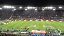 Coppa Italia, aggredito un tifoso del Napoli