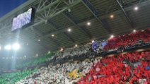 Lo Juventus Stadium in festa: la sfilata dei bianconeri