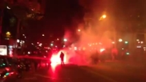 Psg campione di Francia, la festa nei boulevards