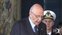 """Napolitano: """"Il capitolo del terrorismo è chiuso"""""""