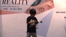 Campione di yo yo a soli 6 anni
