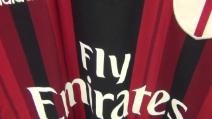 La nuova maglia del Milan per la stagione 2014/2015