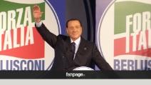 """Berlusconi a Milano contro Grillo: """"È un aspirante dittatore"""""""