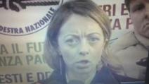 Niki Giusino in viva la Rai - immagini tratte dalla tv- solo rai