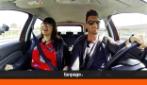 Da Milano a Roma: Dario Caliendo e Micol Ronchi alla guida di una Ford EcoSport
