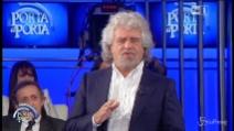 """Grillo da Vespa: """"Commosso, dal'93 non entravo in studio"""""""