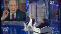 """Grillo: """"Napolitano non rappresenta più la Repubblica, vinciamo e andiamo davanti al Colle"""""""