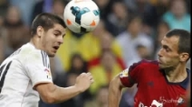 """Il Real Madrid gela la Juventus: """"Morata resta qua"""""""