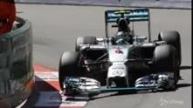 F1, Rosberg in pole al GP di Monaco