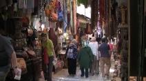 Gerusalemme, nel quartiere cristiano dopo la visita del Papa