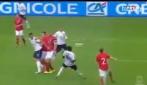 Paul Pogba sblocca il risultato in Francia-Norvegia