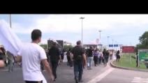 Mondiale, il Brasile accolto tra le proteste
