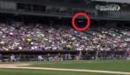 Brividi sugli spalti: la mazza da baseball vola sul pubblico