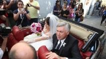 Katia Ancelotti si sposa, papà Carlo commosso