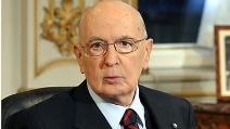 "Napolitano rivela: ""Da Merkel e Obama simpatia per Renzi"""