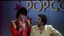 Cristiano Malgioglio incontenibile a Popcorn nel 1980