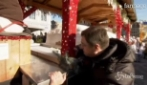 Il gigantesco stollen natalizio