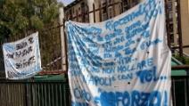 Dolore e speranza: Scampia prega per Ciro Esposito