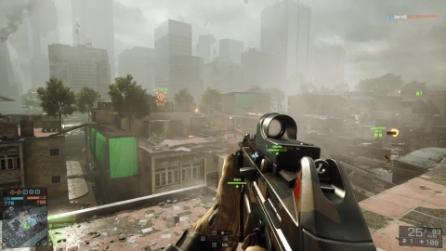Battlefield 4 Multiplayer Launch Trailer 60FPS