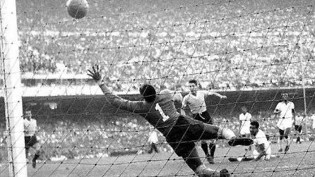 La storica disfatta del Brasile nel 1950: il Maracanaço