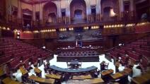 Il Parlamento come non si era mai visto