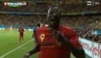 Belgio-USA, la dedica di Lukaku dopo il gol ai supplementari